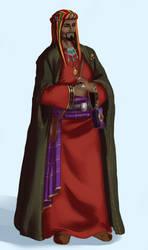 Rashim ibn Khorim by Hyacinthley