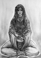 Stilles Gebet by Hyacinthley