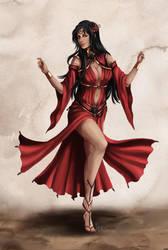 Kalina al-Azila by Hyacinthley