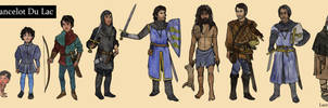 Lancelot Age Sheet by LaurasMuse