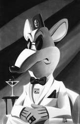 Sir Mouser by ActionHankBeard