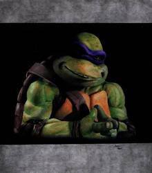 Donatello by ActionHankBeard