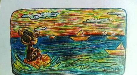 Guardian del mar 3 by LinkzaurousRAW
