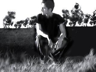 sittin alone by saadabd2211