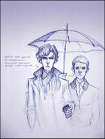 Sherlock, first trying by FrAlichen