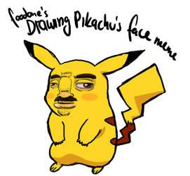 Pikachu Meme by devil-in-grey