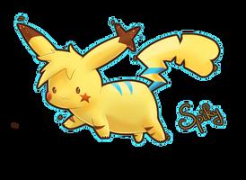 Spiky by Ponyta3