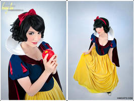 Princesss of Heart: Snow White by Benny-Lee