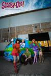 Scooby Doo - Jinkies! What is it Scoob by Benny-Lee