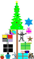 Christmastree Final 2014 By Niclove-d87fysm.png by Ghalaghor