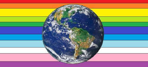 World Pride by Ghalaghor