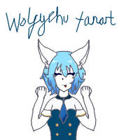 Wolfychu fanart by firepup206