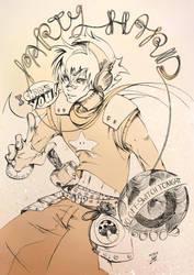 Geek KNIGHT by KimiyoTarameHollows