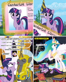 Library Pass by GlancoJusticar