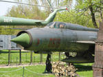 MiG-21 at Polish Army Museum 12 by Niedziak