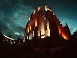 Cathedral_ by JustOldPurpleAngel