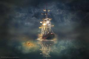 night sail by evenliu