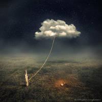 cloud catcher by evenliu