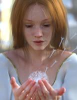 Dandelion by AS-Dimension-Z
