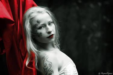 Anastasia by SerpentSapiens