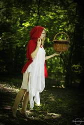 Little Red Riding Hood by SerpentSapiens