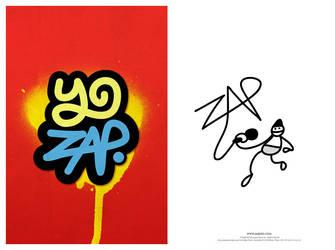 Yo Zap by dimpoart