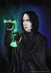 Potions Master by vashley