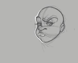 iPad Finger Sketch by PeterNicholson