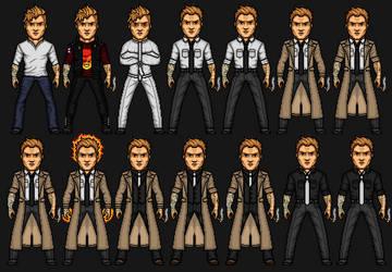 John Constantine by snakeyboy888
