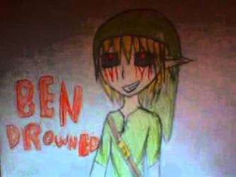 BEN Drowned by Hyper-xoxo-girl