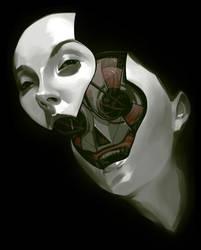 Future Face by BillyNunez