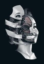 Future Face 5 by BillyNunez