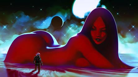 Lust in Space 2 (Ga17) by BillyNunez
