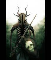 Diablo - Warlord of Blood by orangehamster