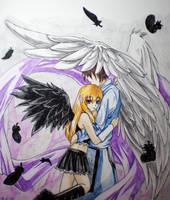 My Angel by lepler
