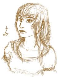 Sorceress Io by Abhorash