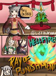 An Unconventional Xenoblade Christmas by LizzIkanaka