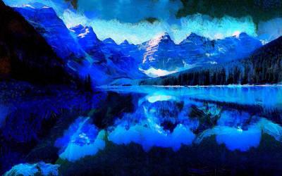 Mountain Vista by montag451