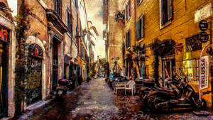 Rome Sojourn by montag451