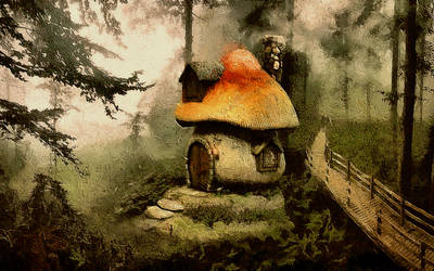 Little House by montag451