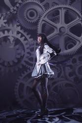 Cosplay-Homura Akemi -02 by mirage-19