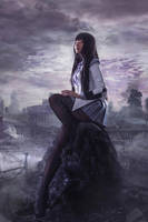 Cosplay-Homura Akemi -2016-04 by mirage-19