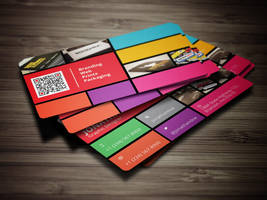 Metro Style Business Card by nazdrag