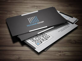 Textured Corporate Business Card by nazdrag