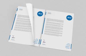 Corporate Letterhead vol.9 by nazdrag