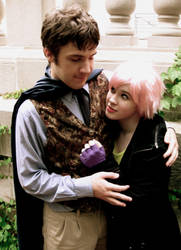 Remus and Tonks by NeverlandForever