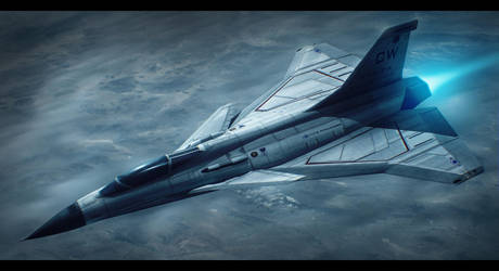 Colonial Aerospace SF-11C Avenger by Shoguneagle