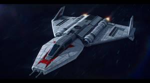 Toscan 8-Q Starfighter by Shoguneagle