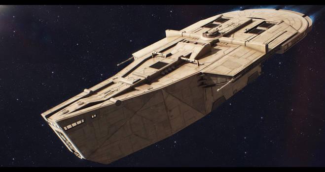 Starcrawler by Shoguneagle