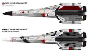 Incom/Frei-Tek T-89 X-Wing Ultra Ace Customs by Shoguneagle